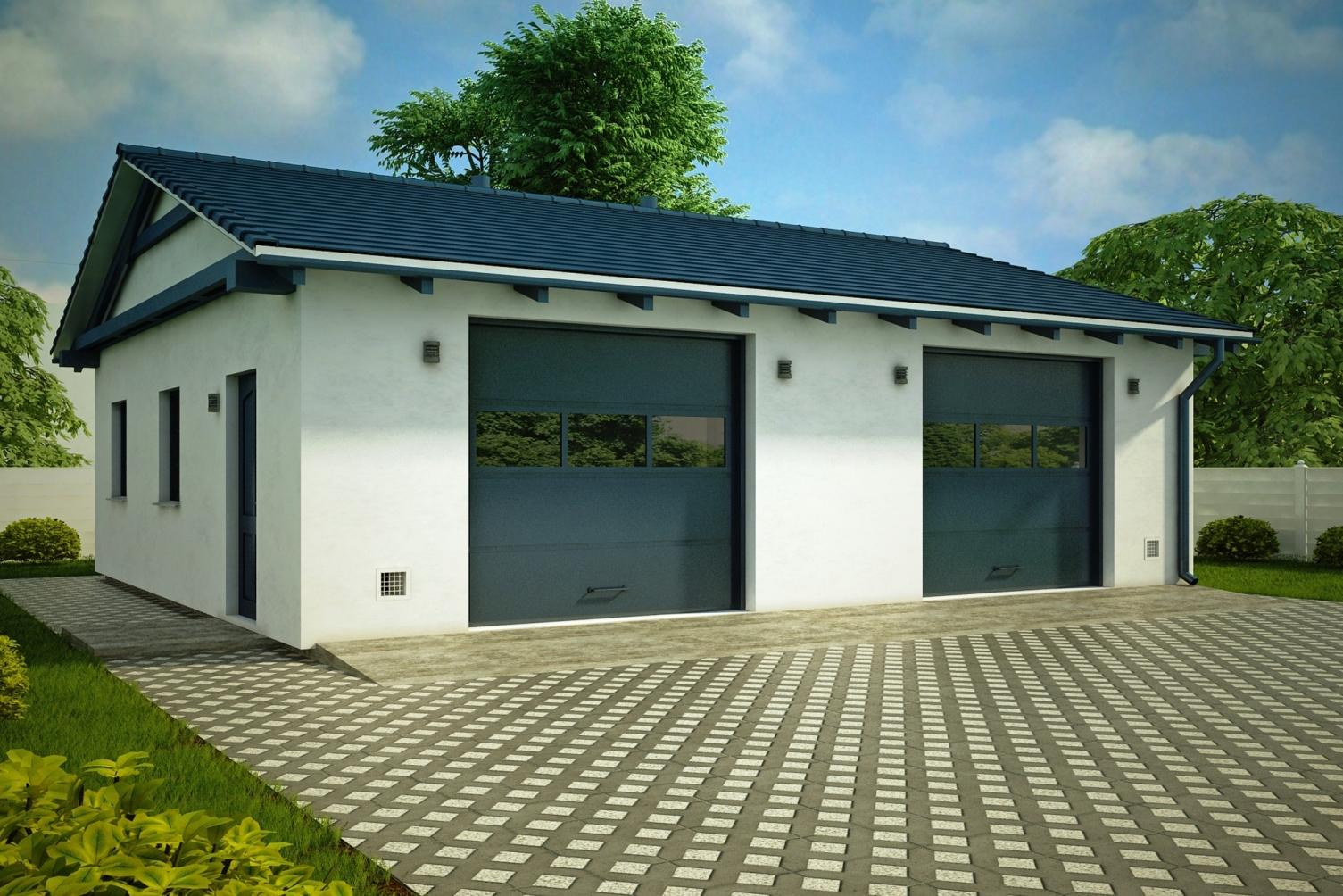 Строительство гаражей под ключ в Краснодаре